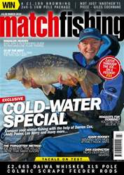 Match Fishing issue March 2016