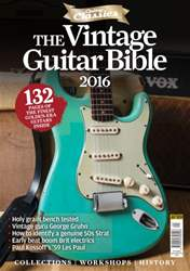 Guitar and Bass Classics issue 20
