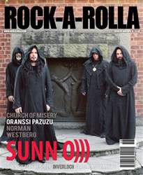 Rock-A-Rolla issue Issue 58