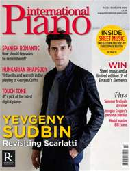International Piano issue March - April 2016