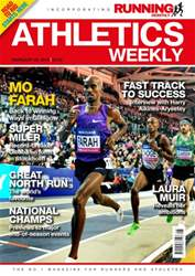 Athletics Weekly issue 25/02/2016