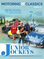 Motoring Classics issue MC25 - Spring 2016