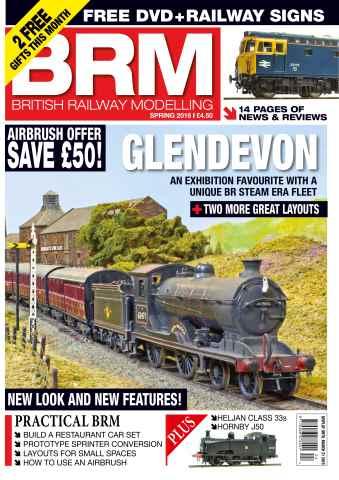 British Railway Modelling issue Spring 2016
