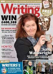 Writing Magazine issue April 2016