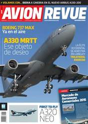 Avion Revue Internacional España issue Número 405
