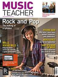 Music Teacher issue March 2016
