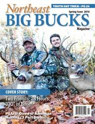 Northeast Big Bucks issue Spring 2016