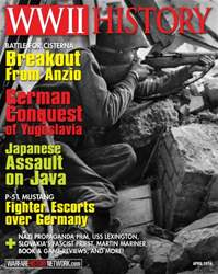 WW2 History Magazine issue April 2016