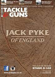 Tackle & Guns issue March 2016