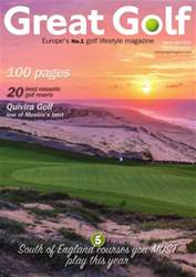 Great Golf Magazine issue Great Golf Magazine March/April 2016