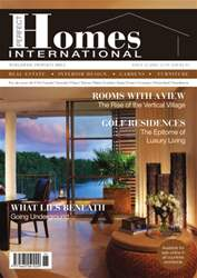 Perfect Homes issue International Bible