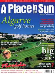 A Place in the Sun Magazine issue A Place in the Sun Spring 2016