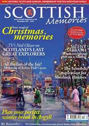 Scottish Memories issue December 2011