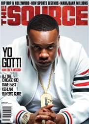 The Source Magazine issue #269 The Source Magazine