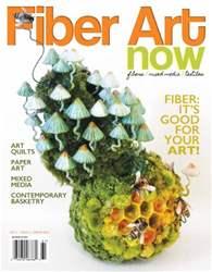 Fiber Art Now issue Spring 2016
