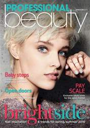 Professional Beauty issue Professional Beauty March 2016