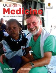 UCalgary Medicine issue Winter 2016
