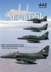 Scramble Magazine issue 442 - March 2016