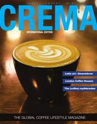 Crema Magazine issue Crema International Issue #46