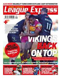 League Express issue 3008