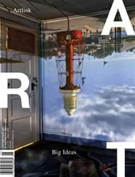 Artlink Magazine issue Big ideas