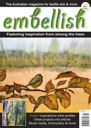 Embellish issue Embellish Magazine issue 25