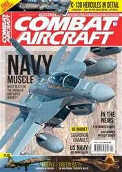 Combat Aircraft issue April 2016