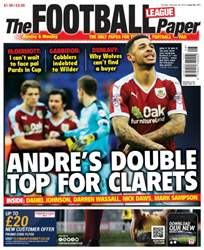 The Football League Paper issue 28th February 2016