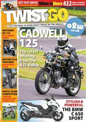 Twist & Go issue September - October 2016