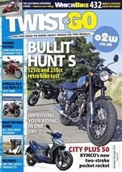 Twist & Go issue November - December 2016