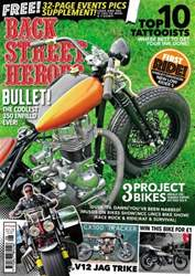 Back Street Heroes issue 388 August 2016
