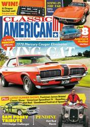 Classic American Magazine issue 304 August 2016