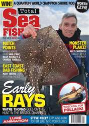 Total Sea Fishing issue April 2016