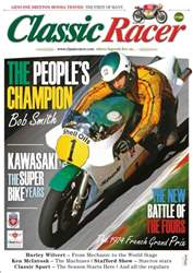 Classic Racer issue July - August 2016