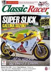 Classic Racer issue September - October 2016