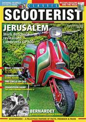 Classic Scooterist issue Aug - Sep 2016