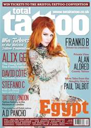 Total Tattoo issue Issue 138