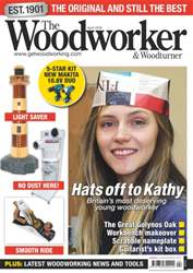 The Woodworker Magazine issue April 2016