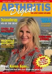 Arthritis Digest issue Arthritis Digest 2016 Issue 2