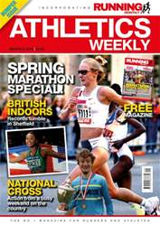 Athletics Weekly issue 03/03/2016