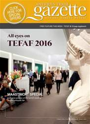 Antiques Trade Gazette issue TEFAF MAASTRICHT