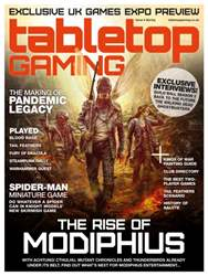Tabletop Gaming issue Issue Four