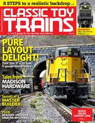 Classic Toy Trains issue May 2016