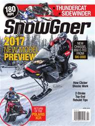SnowGoer issue April 2016