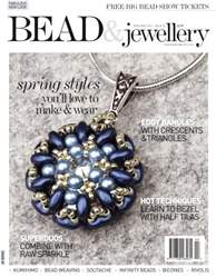 Bead Magazine issue April/May 2016