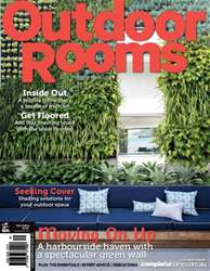 Outdoor Rooms issue Issue#30 - 2016