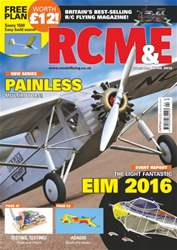 RCM&E issue April 2016
