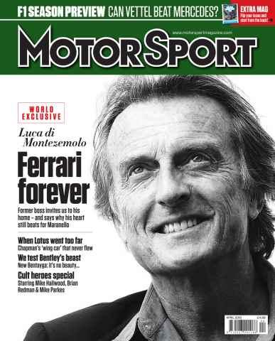 Motor Sport Magazine issue April 2016
