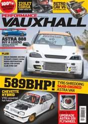 Performance Vauxhall issue No. 180 589 BHP!