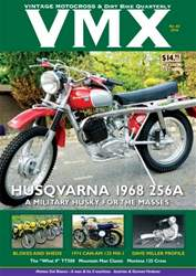 VMX Magazine issue VMX Issue 65